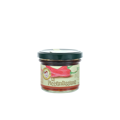La piccantissima - hot and spicy condiment