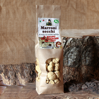 Dried Marron Chestnuts