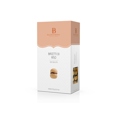 Rice Biscuits - 150g Box