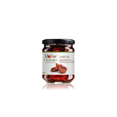 Sun-dried Tomatoes in Extra Virgin Olive Oil