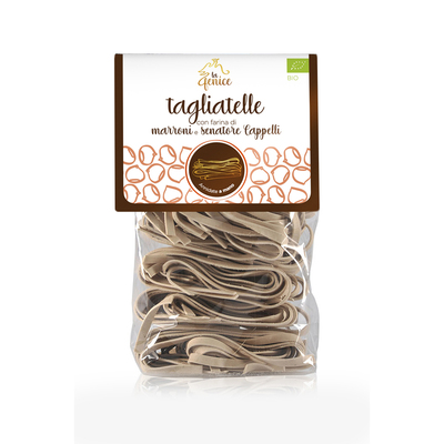 Tagliatelle with Marron Chestnut Flour