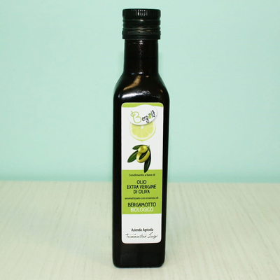 Bergamot Essence Flavoured Extra Virgin Olive Oil
