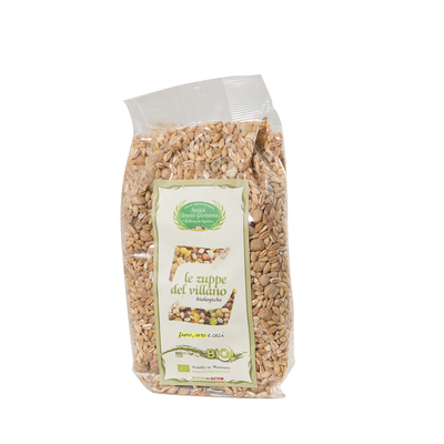 Barley, Spelt and Chickpea Villano Soup Mix