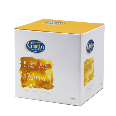 Beer-infused Panettone Box